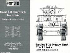 HobbyBoss Panzerketten Tracks Soviet T-35 Heavy Tank Links 1:35 Modell NEU kit