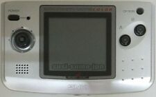 """ NEO GEO POCKET COLOR CONSOLE SYSTEM PLATINUM SILVER "" SNK JAPAN"