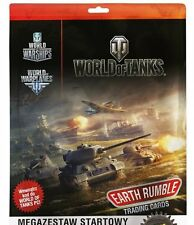 Panini World of Tanks EARTH RUMBLE  card limited edition LE4 IS-7