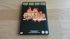 JERRY SPRINGER - THE OPERA  DVD IN SPECIAL OUTER BOX