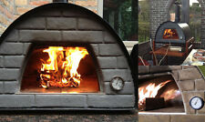 EUROPEAN Wood Fire Pizza Oven- FREE Shipping, Portable & Light Weight