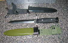 M SEVEN Bayonet with Colt Logo and 2 NEW Scabbard