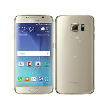 DOCOMO SAMSUNG SC-05G GALAXY S6 ANDROID 5.0 SMARTPHONE UNLOCKED GOLD NEW PHONE