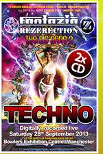 "FANTAZIA - BIG BANG 2 - ""TECHNO - 2 PACK"""