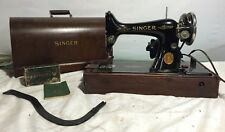Singer Sewing Machine 1928 - Clean With Knee Bar Model 99-13