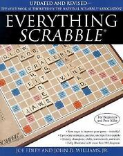 Everything Scrabble -Updated and Revised -Authorized by National Scrabble Assoc.
