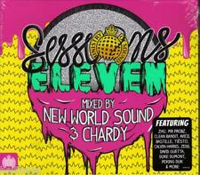 MINISTRY OF SOUND - SESSIONS ELEVEN - MIXED BY NEW WORLD SOUND & CHARDY - 2CD
