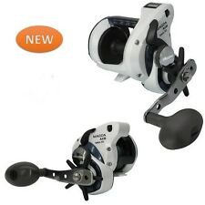 OKUMA MAGDA AIR Fishing Trolling Reel With Line Counter Boat Fishing Rod Tackle