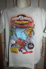New Boys Disney Studio Collection Power Ranger SSleeve Cotton T Shirt xxs 2/3
