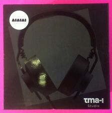 AIAIAI TMA-1 Professional DJ and Studio Headphones Black 8901