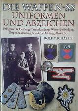 Uniformen und Abzeichen - Feldgraue Bekleidung - Winterbekleidung Waffen-SS