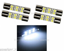 2017 Honda Ridgeline White LED SunVisor Vanity Mirror Light Bulb - 4pcs
