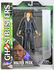 Diamond Select Ghostbusters Series 4 WALTER PECK Action Figure w/ Base