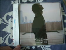 a941981 Made in Taiwan CD 王力宏 LEEHOM Lee Hom CD THE ONLY ONE 唯一