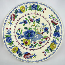 "Assiette ancienne MASON'S model ""Regency"" England, china/antique ironstone plate"