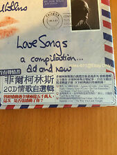 Phil Collins Love Songs 2004 Version LTD Taiwan only 2 CD Box sealed