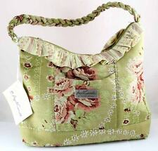 ISABELLA'S JOURNEY POETRY HANDBAG APRIL CORNELL PURSE