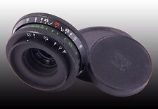 CLASSIC MONOCLE WIDE 33mm f2.8 M42 Soft Focus Single Glass Lanthanium Hand Made