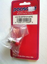 NEW Paasche A-192 Hex Adapter A192 new nip airbrush parts 1 Pack adaptor
