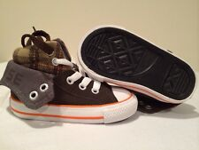 Size 5 infants Converse CT PC2 Mid Brown 737525F MSRP $37!!