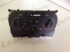 Peugeot 206 Heater Control Panel With Air Con 00-07
