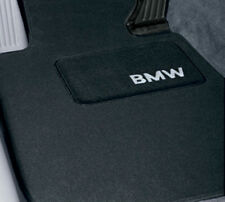 BMW 3 series Sedan Coupe Touring E46 1999-06  CARPET MATS set of 4 ~BLACK ~