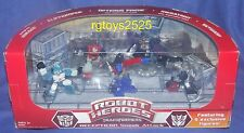 Transformers Robot Heroes Decepticon Sneak Attack Set of5 Optimus Prime Megatron