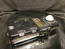 Minolta Flash Meter III Cameras Photos Light Meters Movies Japan