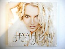 BRITNEY SPEARS : TILL THE WOLD ENDS / HOLD IT AGAINST ME... || DELUXE NEW CD + 4