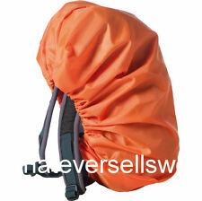 LARGE WATERPROOF BERGAN COVER backpack rucksack transit 60 - 70 litres orange