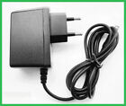 EU AC/DC 9V 1A 5.5mmx2.1mm Power Supply adapter 100-240V