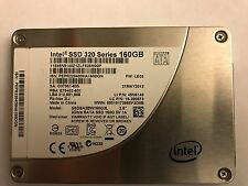 Intel SSD 320 Series 160GB SATA SSD 2 25nm SSDSA2BW160G3L 2.5""