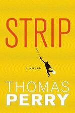 Thomas Perry~STRIP~SIGNED 1ST/DJ~NICE COPY