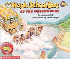 The Magic School Bus at the Waterworks by Joanna Cole Paperback Book (English)