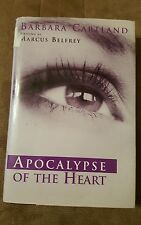 Apocalypse of the Heart by Marcus Belfry and Barbara Cartland (1995, Hardcover)