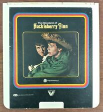The Adventures of Huckleberry Finn (1980) - CED SelectaVision VideoDisc