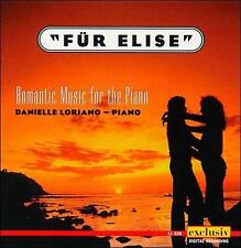 Fur Elise Romantic Music for the Piano Audio CD