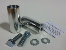 Scootworks SWR-27 ExtendRisers, Polished, for Honda VT-1300 Fury