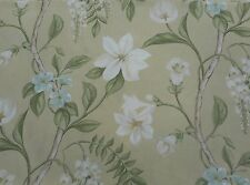 Zoffany Curtain Fabric 'Hazlewood' 2.6 METRES (260cm) Papyrus - 100% Linen