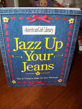 AMERICAN GIRL Jazz up Your Jeans : Tips and Tricks to Wake up Your Wardrobe