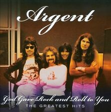 God Gave Rock 'n' Roll To You (The Greatest Hits) by Argent (CD, Aug-2010,...