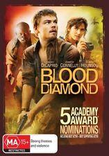 Blood Diamond : NEW DVD