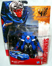 Transformers 4 Age of Extinction Hot Shot Deluxe Action Figure MIB Hasbro Toy