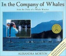 In the Company of Whales (Turtleback School & Library Binding Edition)-ExLibrary