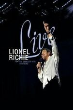 "LIONEL RICHIE ""LIVE HIS GREATEST HITS"" BLU RAY NEU"