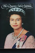 Queen's Silver Jubilee A4 size colour glossy magazine