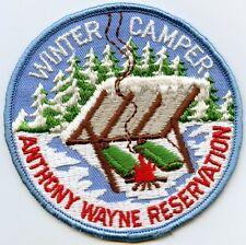 Anthony Wayne Reservation Winter Camper  (lt1)