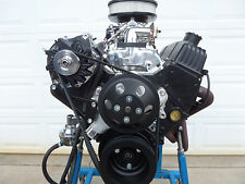 CHEVY 383  ROLLER STROKER ENGINE BLACK THUNDER SERIES BY CRICKET