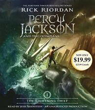 Percy Jackson and the Olympians: The Lightning Thief Bk. 1 by Rick Riordan...