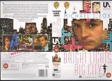 Bright Lights Big City, Michael J. Fox Video Promo Sample Sleeve/Cover #9332